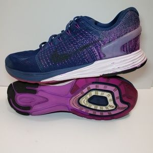 NIKE H2O REPEL LUNARGLIDE 7 RUNNING SHOES Womens
